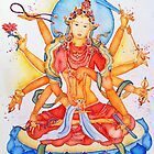 Gold Tara by Sophie Jane Mortimer