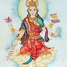 Lakshmi by Sophie Jane Mortimer