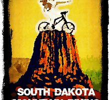 South Dakota Mountain Biking by IN3004