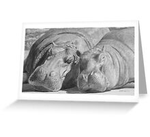 Mother-Daughter Time Greeting Card