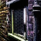 Window with bricks by thudjie