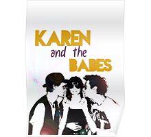 Karen and the Babes Poster