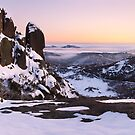 The Cathedral, Mt Buffalo, Victoria, Australia by Michael Boniwell
