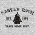 Castle Rock Train Dodge Dept. by Vade Mecum