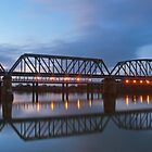 Murray Bridge by Danny  Waters