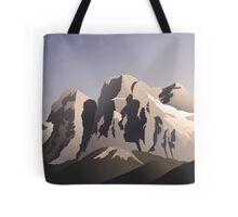 Pelmo - Dolomiti Tote Bag