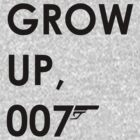 Grow Up, 007 - Black by Monza972