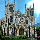 St Joeseph's Church, Dunedin  by DavidsArt