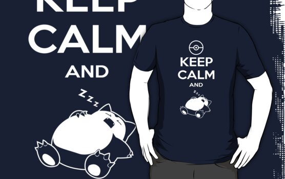 Keep Calm and... zZz by Ruwah
