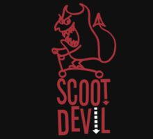 Scoot Devil (red) by tothebone