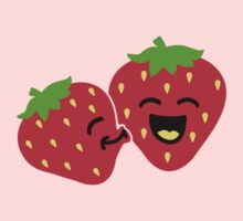 Strawberry Kiss Kids Clothes