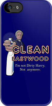 Clean Eastwood (Dirty Harry) by karlangas