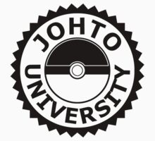 Johto University (black) by karlangas