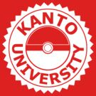 Kanto University (white) by karlangas