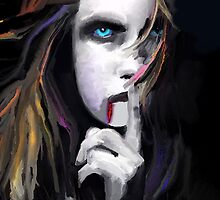 Afraid of the dark by John Ryan