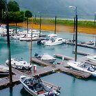 Boats At Rest by Fredda Gordon