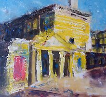 Assembly Rooms, Sunset  by Martin Williams