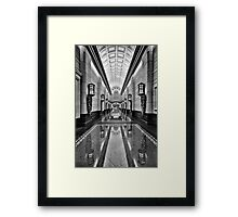 Classy Collins Framed Print