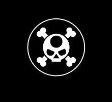 Yvette Horizon - Skull & Cross Bones 1 by spiteyourface