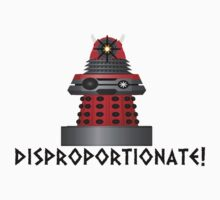 dalek -disproportionate! by jammywho21