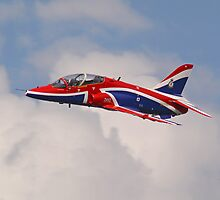 Solo Hawk Display 2012 - Dunsfold by Colin J Williams Photography