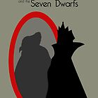 Snow White and the Seven Dwarfs by CitronVert