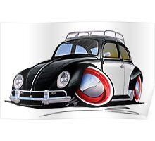 VW Beetle (Custom I) Poster