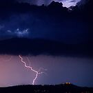 Zeus&#x27; Thunderbolts, Peloponnese, Greece by Giles Clare