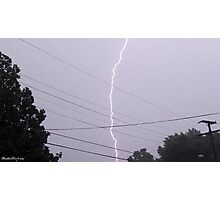 Lightning 2012 Collection 32 Photographic Print