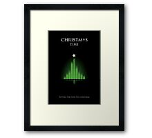 Setting The Tone At Christmas Framed Print