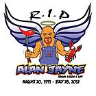 R.i.p alan by cfurguson