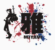Colours Of Miyavi Splash by Juka08