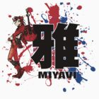Red Mist Of Miyavi by Juka08