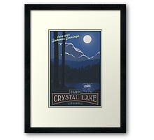 Summer Camp Framed Print