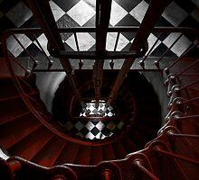 Spiral Stairs by PatSchlaich