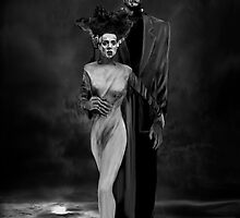 HALLOWEEN VOGUE ! by Ray Jackson