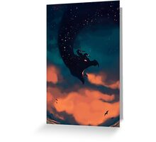 Twilight Greeting Card