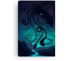 Nightfall Canvas Print
