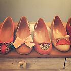 Vintage Shoes and Heels  by Andreka