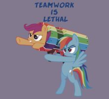 Teamwork Is Lethal by eeveemastermind