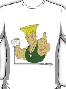 American hero says Use soap T-Shirt
