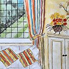Room with a View  by Irene  Burdell