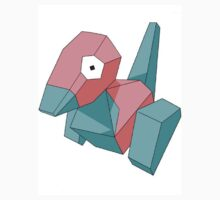 Porygon by Sterskie