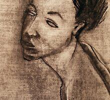 Bertie, portrait by donnamalone