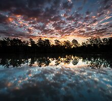 """Riverdusk"" ∞ Brisbane River, QLD - Australia by Jason Asher"