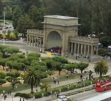 Sunday in Golden Gate  Park by Denice Breaux