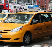NYC TAXI by Segalili
