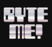 BYTE ME! by Chillee Wilson by ChilleeWilson