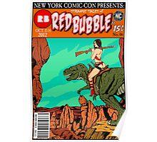 RedBubble Comicon 2012 Entry Poster