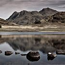 Early Morning at Blea Tarn by Trevor Kersley
